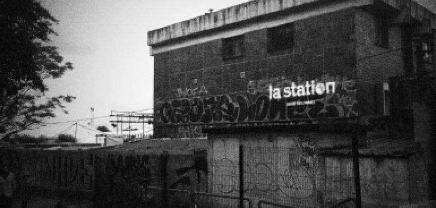 La station Gare des Mines