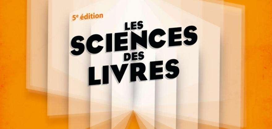 Les sciences des livres la 5ème édition !