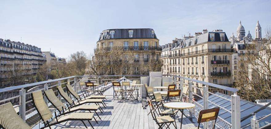 the best parisian rooftops